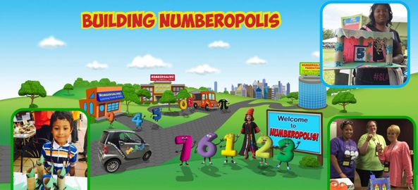 Building Numberopolis