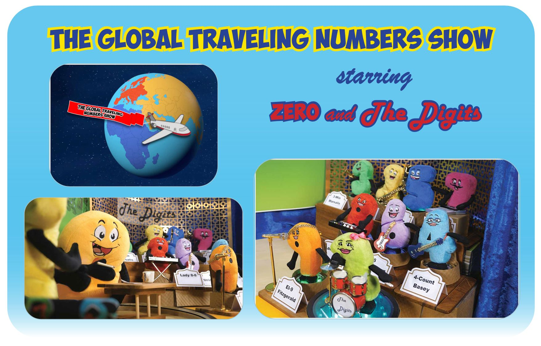 Global Traveling Numbers Show